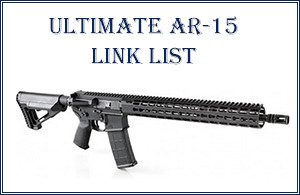 Ultimate AR-15 Link List