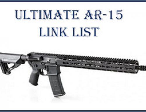 The Ultimate AR-15 Link List