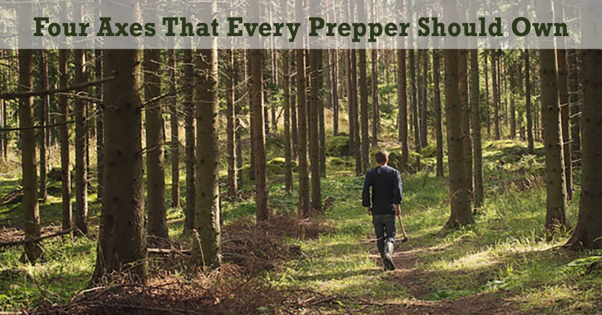 Four Axes Every Prepper Should Own