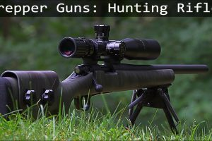 Prepper Guns: Hunting Rifles