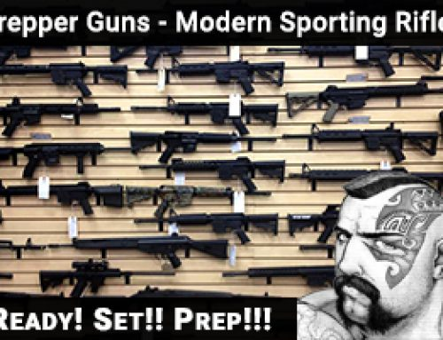 Ready! Set!! Prep!!! – Modern Sporting Rifles
