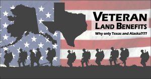 Veteran Land Benefits