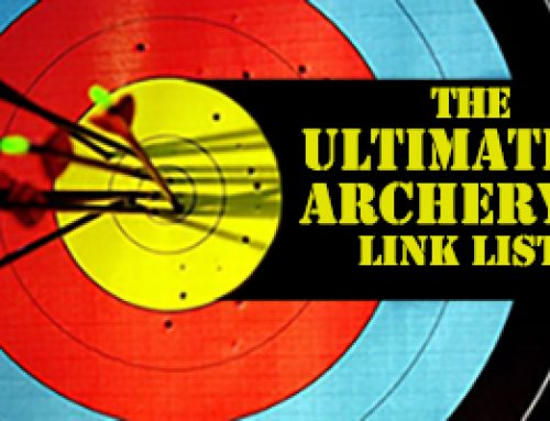 The Ultimate Archery Link List