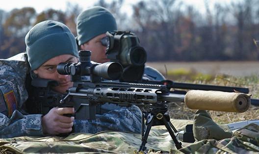 Remington Sniper Rifle