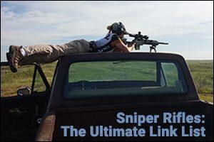 Ultimate Sniper Rifle Link List