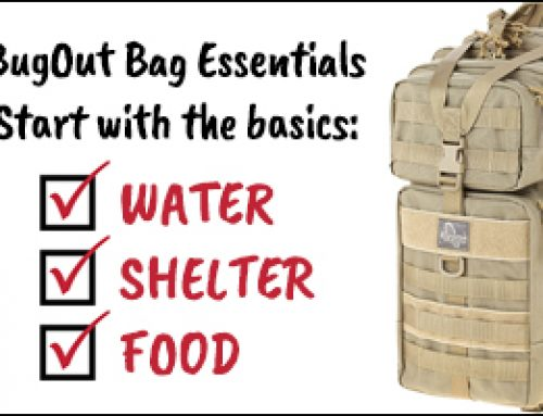 Bug Out Bag Essentials – Most Important Items You Should Carry