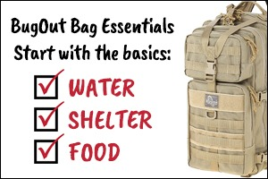 Bug Out Bag Essentials