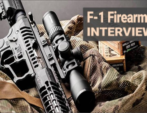 Q&A with F-1 Firearms
