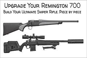 Remington 700 Upgrade