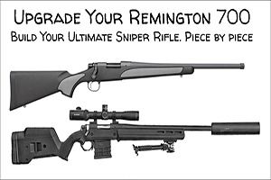 Remington 700 Upgrade