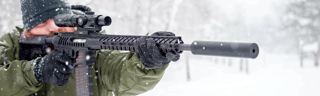 F1 Firearms BDR-15-3G Billet Full Build Rifle