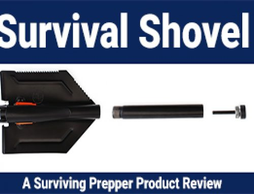 Survival Shovel – Product Review
