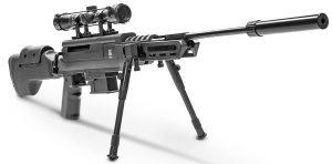 Black Ops Break Barrel Spring Powered Pellet Rifle B1008