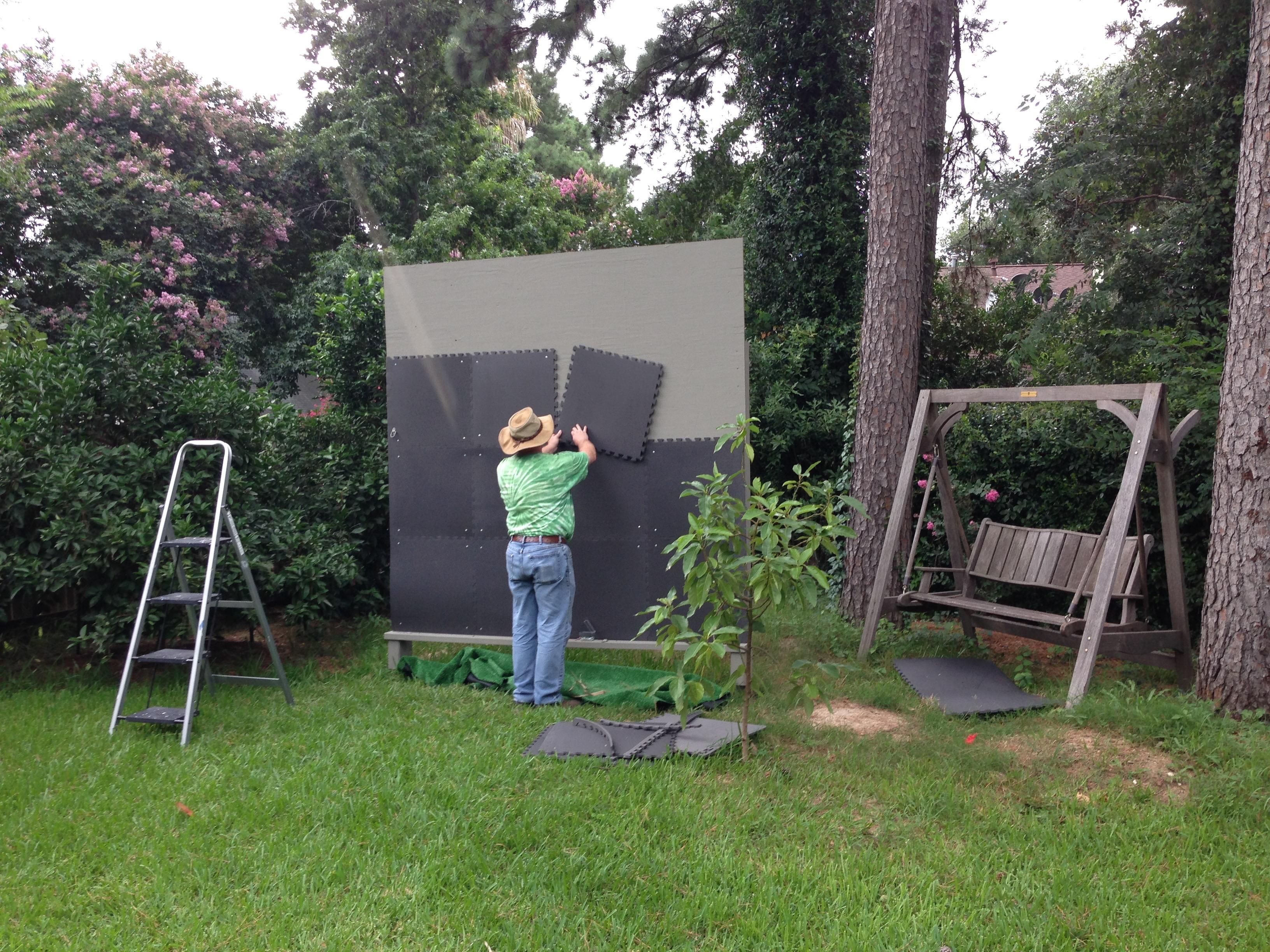 Building Your Suburban Outdoor Archery Range - Surviving ...
