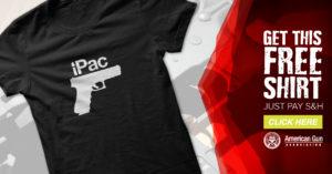 iPac t-shirt