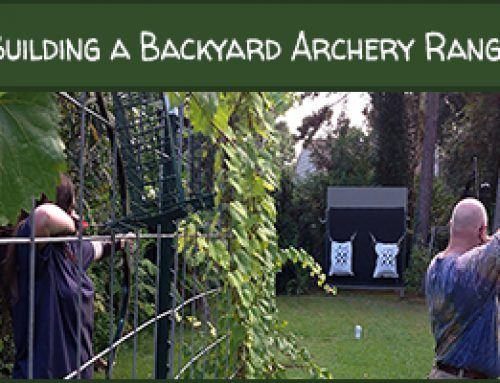 Building Your Suburban Outdoor Archery Range