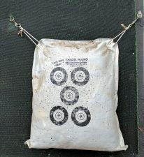 ragbag archery target