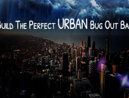 The Perfect Urban Bug Out Bag