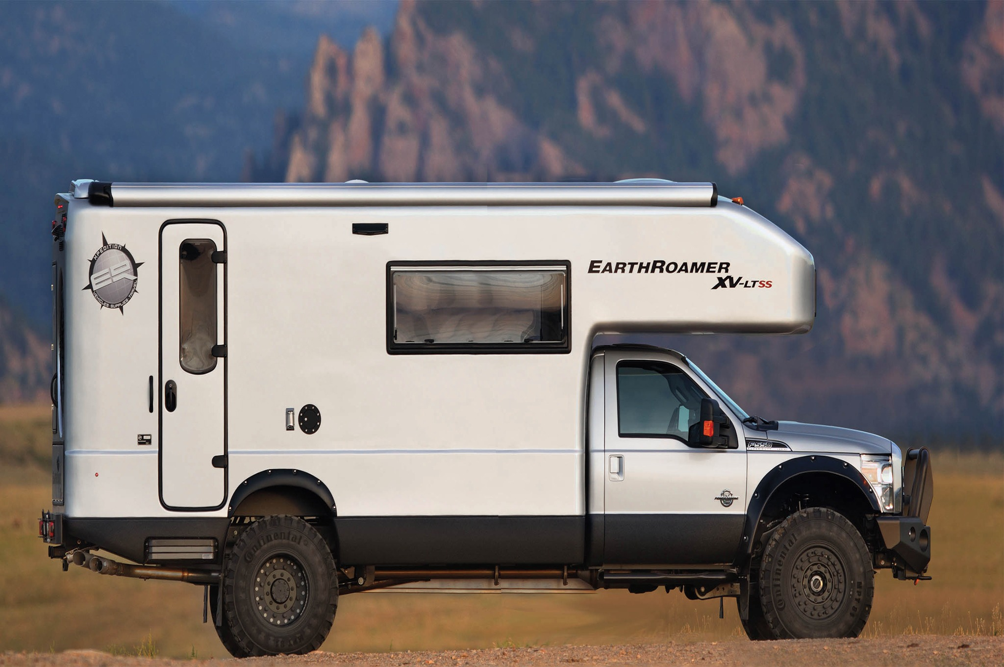 Bug Out RV