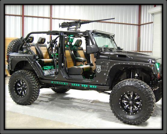 SHTF Jeep