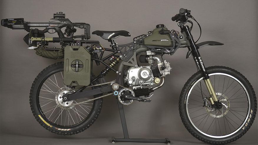 SHFT Motorcycle