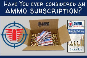 Ammo Subscription