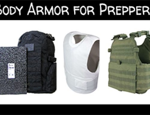 Body Armor to Help You Survive a SHTF Situation