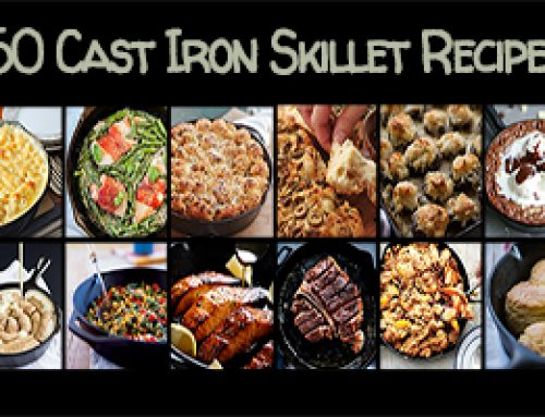 60 of the Best Cast Iron Skillet Recipes