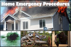 Home Emergency Procedures