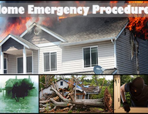 Home Emergency Procedures – Plan and Practice