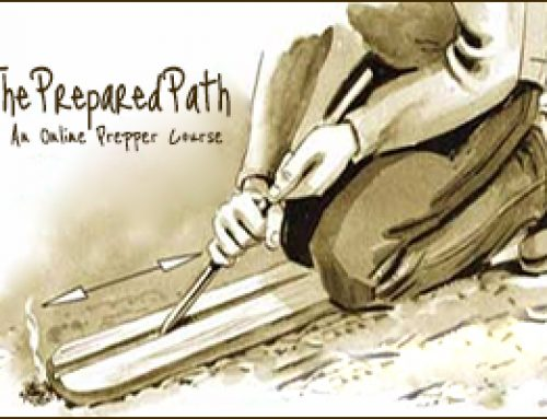 The PREPARED Path Online Prepper Course