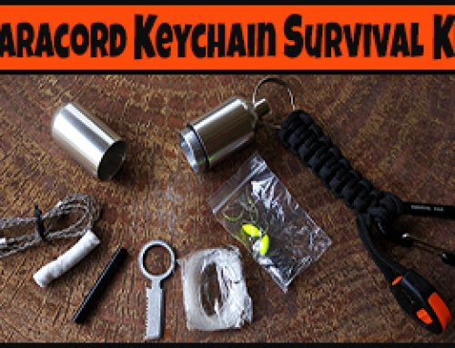 Paracord EDC Survival Keychain – Product Review