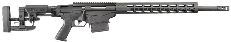 4 Accurate Sniper Rifles that are Affordable - Ruger Precision Rifle