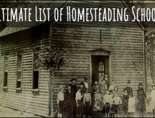 Ultimate Homesteading School Link List – Where to Learn New Skills