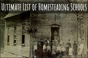 Ultimate List of Homesteading Schools
