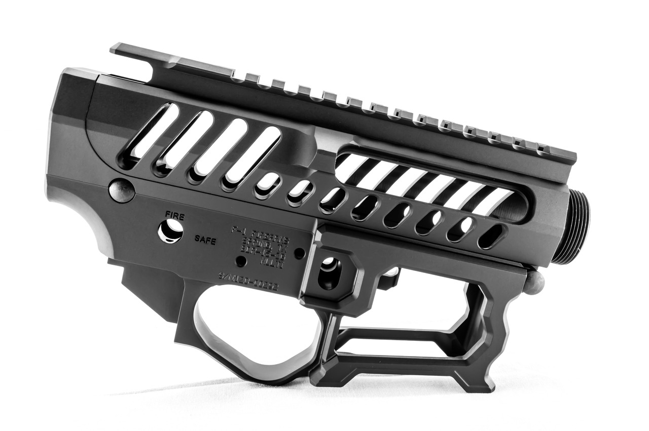 F-1 Firearms BDR-15-3G Billet Matched Receiver Set