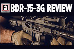 F-1 Firearms BDR-15-3G