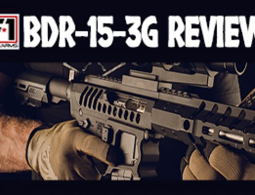 F-1 Firearms BDR-15-3G Review