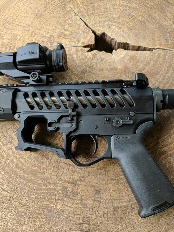 F-1 Firearms BDR-15-3G Review - Surviving Prepper