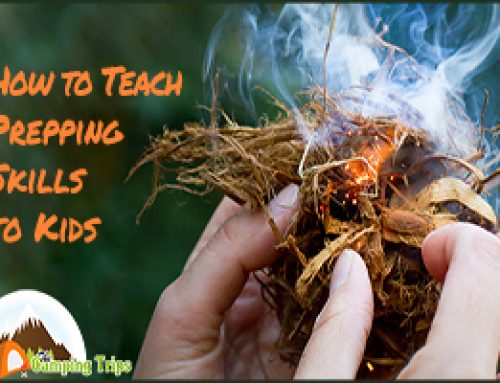 Smart Ways to Teach Kids Prepping Skills Easily