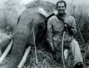 Howard Hill Elephant Kill