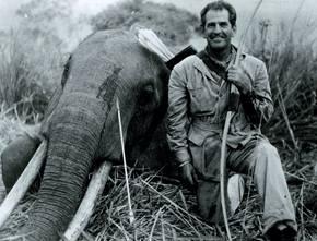 Howard Hill Elephant Kill