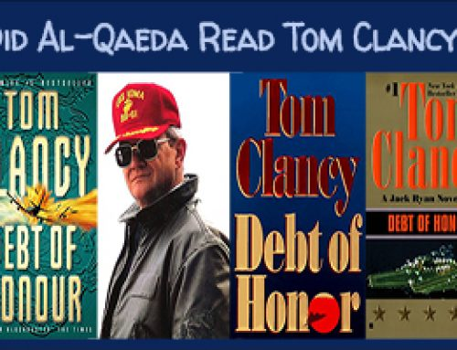 Did Al-Qaeda Read Tom Clancy