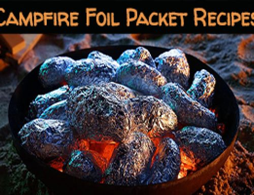 Tin Foil Recipes For Campfire Cooking