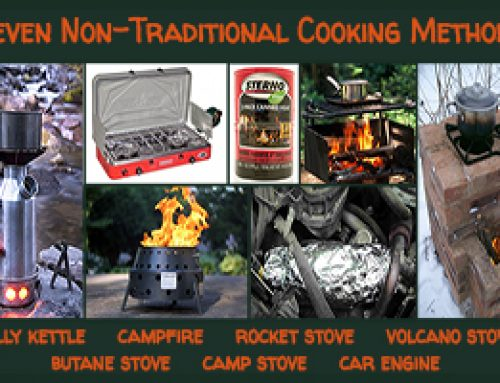 7 Non-Traditional Methods of Cooking