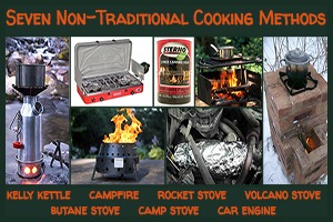 Alternative Cooking Methods