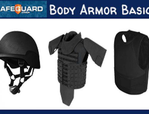 SafeGuard Body Armor