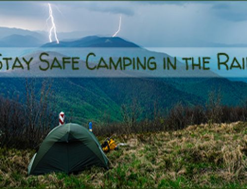 Stay Safe and Have Fun with These 7 Tips for Camping in the Rain