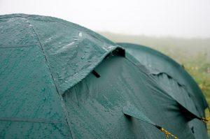 Waterproopf your tent