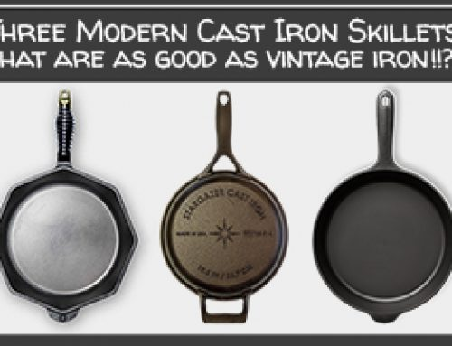 3 Modern Cast Iron Skillets Worth Considering